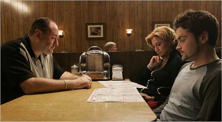 The Sopranos Hold Onto That Feeling