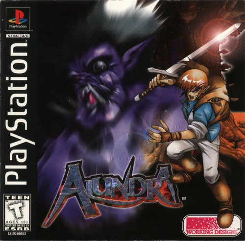 Arc The Lad And Alundra Grace The PlayStation Network