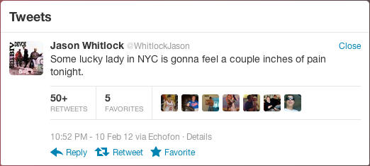 Jason Whitlock: Expert On Asian Penises