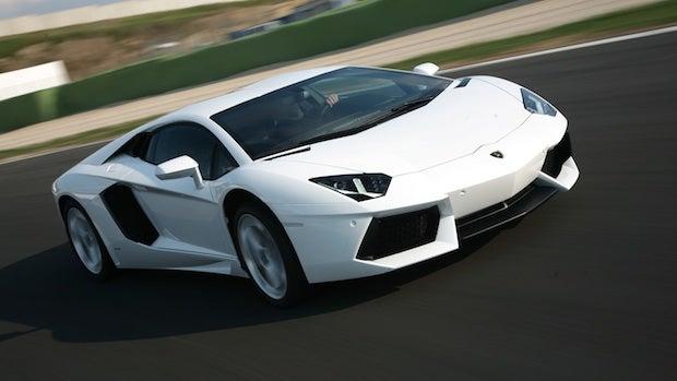Lamborghini Aventador LP700-4: First Drive