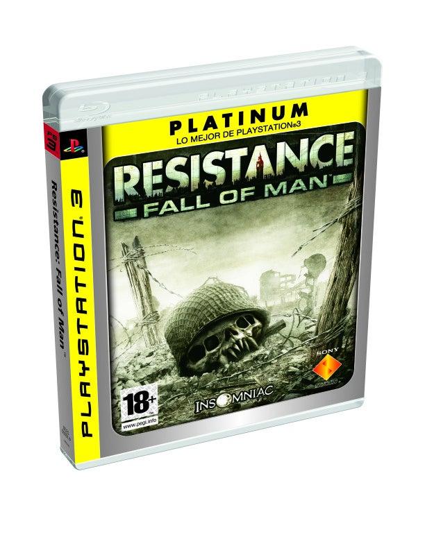 Box Art Time: Europe's PS3 Platinum Range?