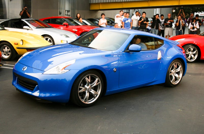 2009 Nissan 370Z Base Price SHIFTs_ Up To $29,930