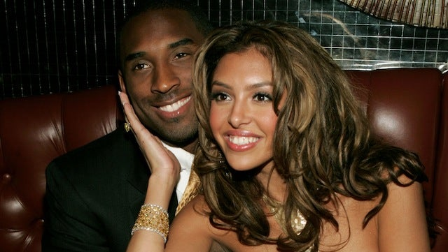 Kobe Bryant's Wife Has Reportedly Filed For Divorce