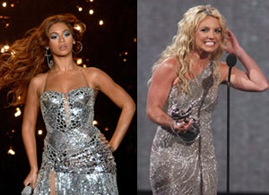 "New Singles From Britney And Beyonce ""Empower"" Women By Dissing Men"