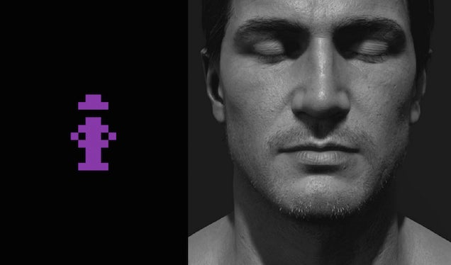 The incredible evolution of video game graphics in one image