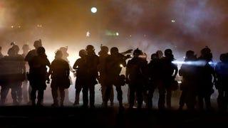 Ferguson Police Are Wearing Body Cameras