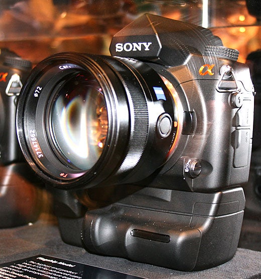 Forthcoming Sony Alpha DSLRs Spec Lists Rumored