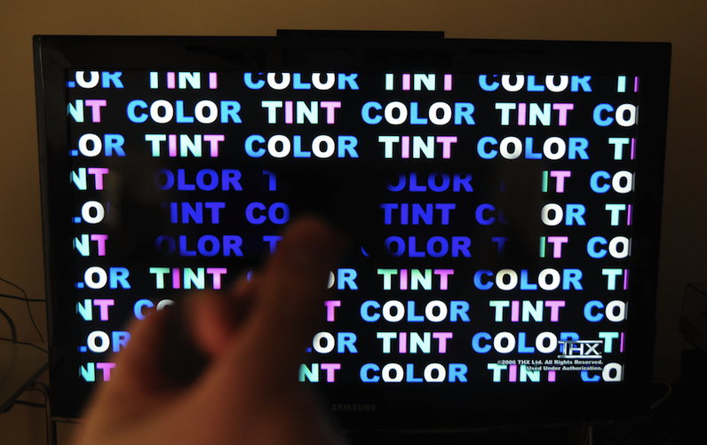 Did You Ever Adjust Your HDTV Settings?