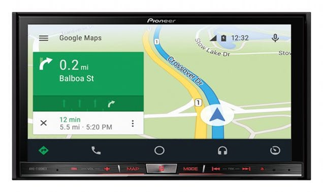 Pioneer NEX Systems Put CarPlay and Android Auto In Your Old Hatchback