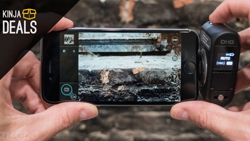 Supercharge Your iPhone Photography With This Deeply Discounted DxO One