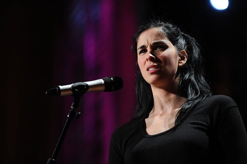 Updated: What the Hell Did Sarah Silverman Say at Her TED Talk?