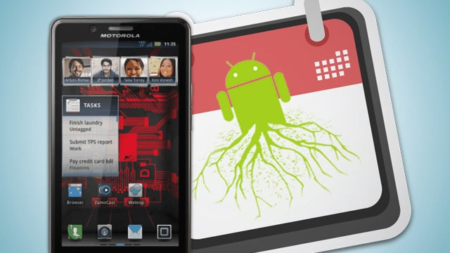 How to Root the Motorola Droid Bionic [Out of Date]