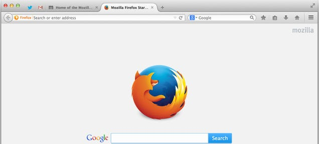 Firefox's Customizable (And Chrome-Like) Redesign Is Available Now
