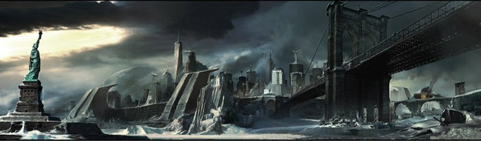 The Kingdom Of New York Will Never Bow To Its Ice-Age Foes, London And Neo Tokyo