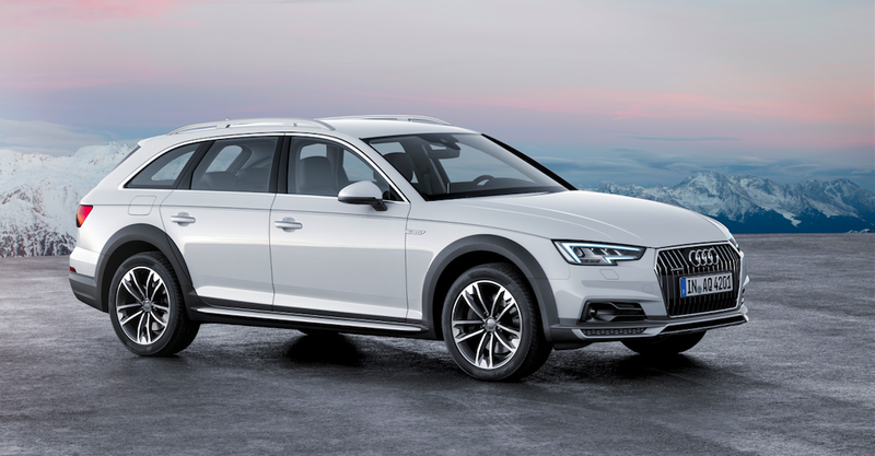 Either way, I dig the A4 Allroad, no matter what you want to call it.