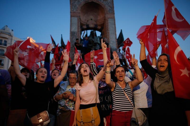 Turkey's President Floats Idea of Reinstating the Death Penalty