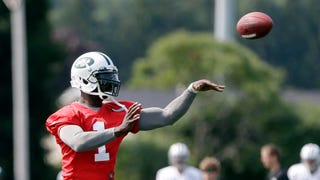 Report: Jets Sad That Backup Michael Vick's Cool With Being Backup