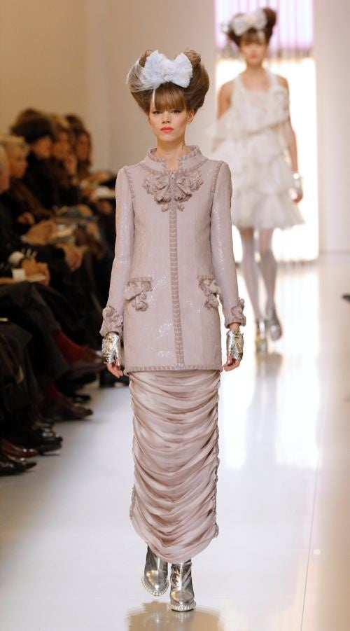 Chanel Haute Couture: For Lolitas Who Lunch