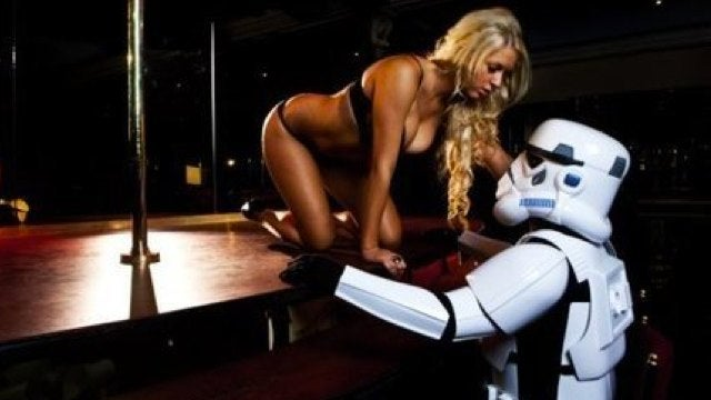 New Star Wars TV series promises space hookers!
