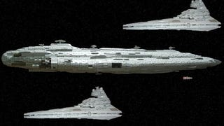 LEGO is the best material to make your favorite Star Wars ships out of