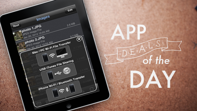 Daily App Deals: Get Phone Drive for iOS for 99¢ in Today's App Deals