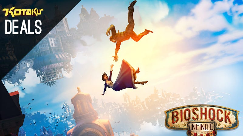 Bioshock Triple Pack, PSN and LIVE Updates, Corsair Vengeance 1500