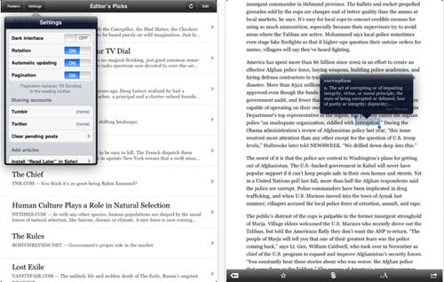 Your Guide to Reading on the iPad