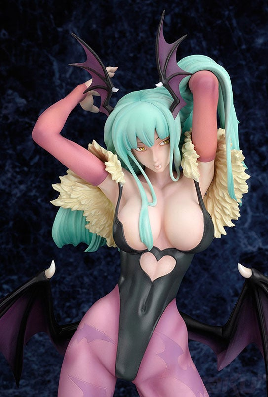 Curvy Capcom Demon Gets New Figurine