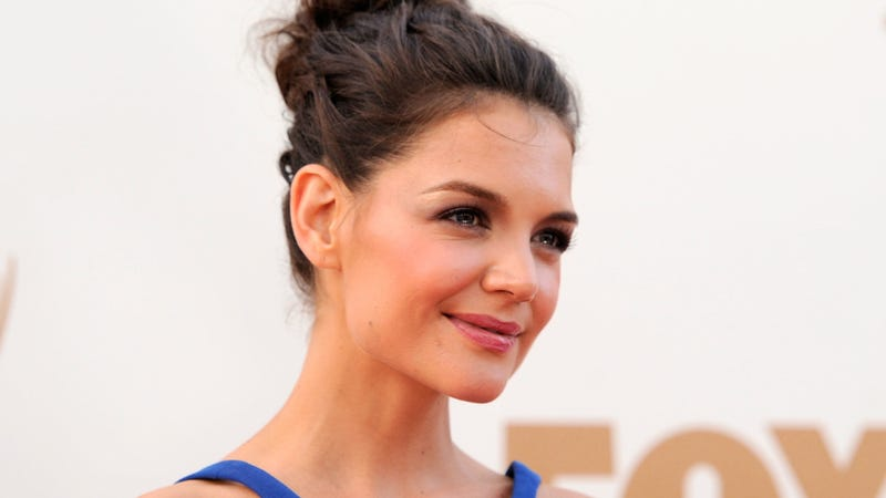 Katie Holmes Will Be Extra-Rich Thanks to Her New Bobbi Brown Contract