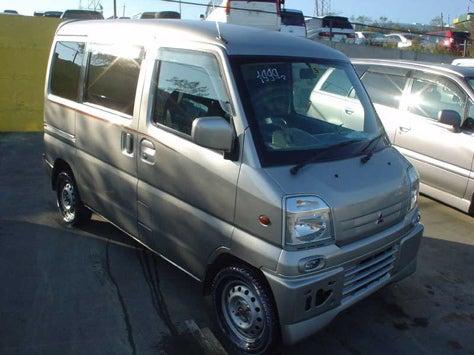 Man in the Town Box: Mitsubishi's Kei Van