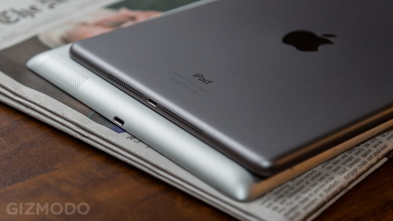 iPad Air First Impressions: Big Never Felt So Small