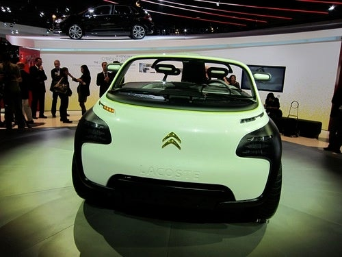 Citroën Lacoste: First Photos