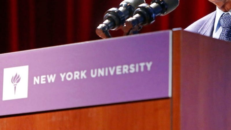Another (Former) NYU Professor Arrested in Brooklyn