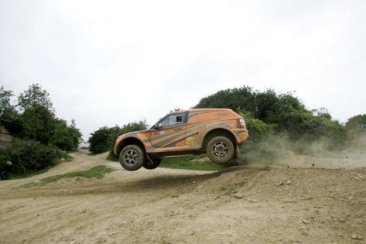 Bowler Nemesis GT4: A Dakar Racer For Public Consumption