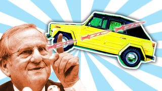 Motor Mystery Monday: Why Did Lee Iacocca Hate The VW Thing?