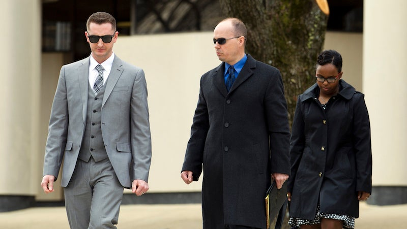 Yet Another Baltimore Cop in Freddie Gray Case Opts for Bench Trial