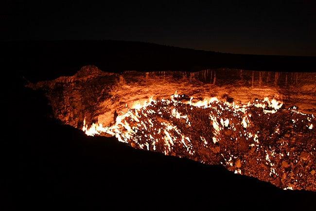 Underground Fires that Burn For Decades