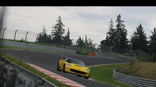 The 2015 Corvette Z06 Gets Angry And Loud At The Nürburgring