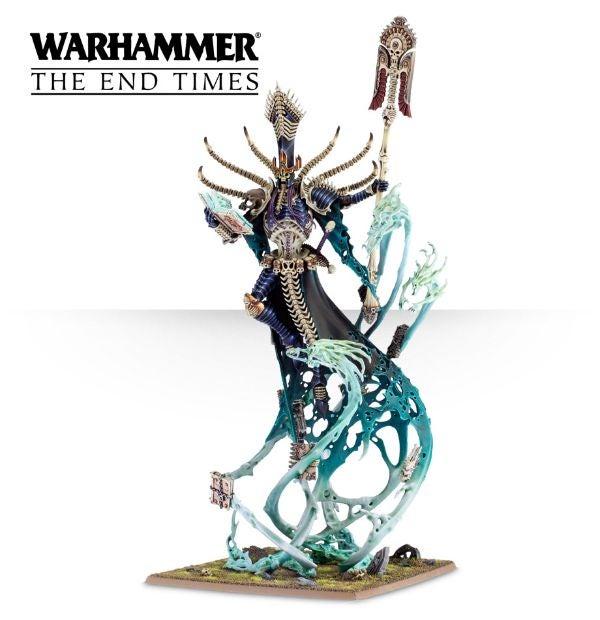 HEY WARHAMMER NERDS! THEY REDID NAGASH!