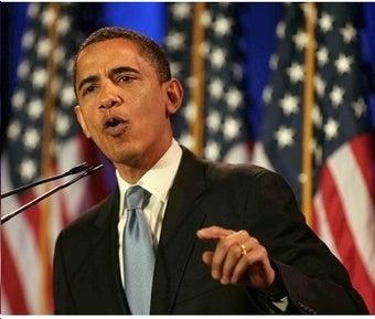 Obama Don't Need No Stinking Speeches to Stimulate America