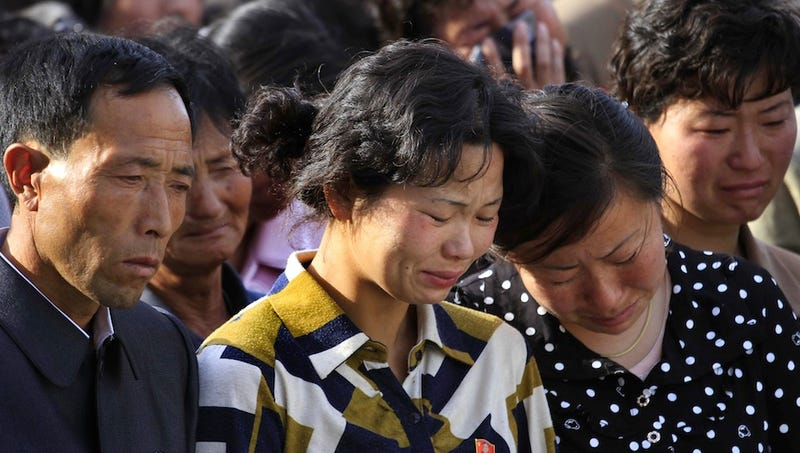 Building Collapse in Pyongyang Could Have Caused the Death of Hundreds