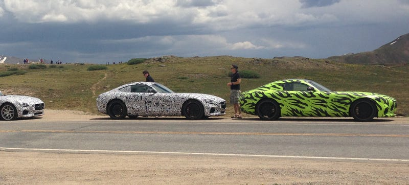 World's Fastest Car Builder Sends Us The Next Mercedes-AMG GT