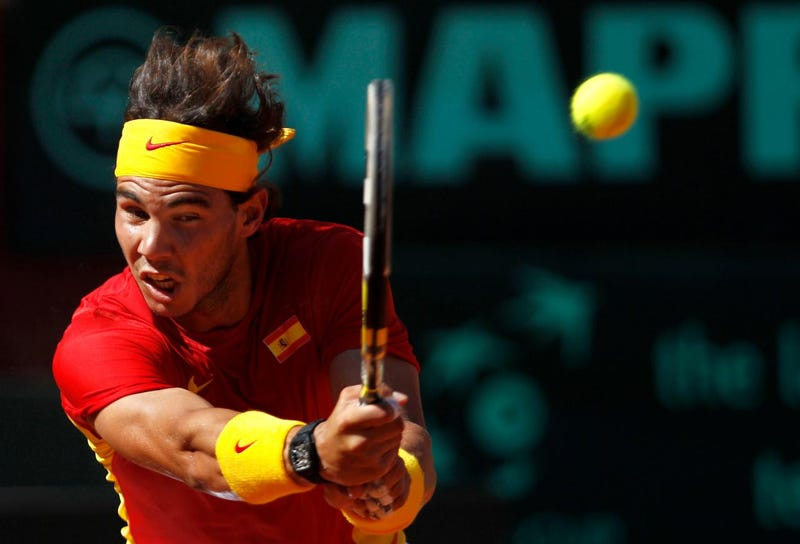 Rafael Nadal Was For Playing Tennis This Week Before He Was Against It