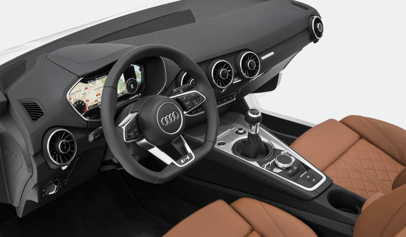 Audi's Virtual Cockpit Is The Amazing Future Of Automotive Infotainment