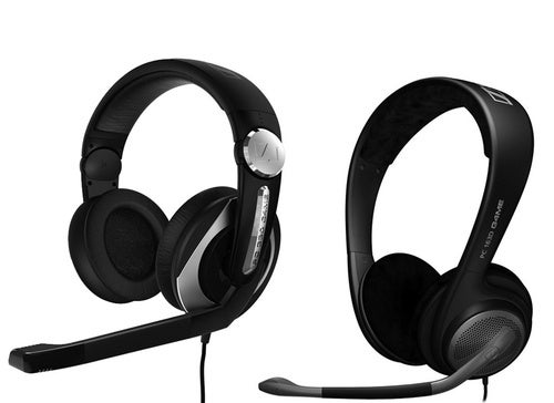 Sennheiser's New Gaming Headsets Will Make Your PC Games Sing