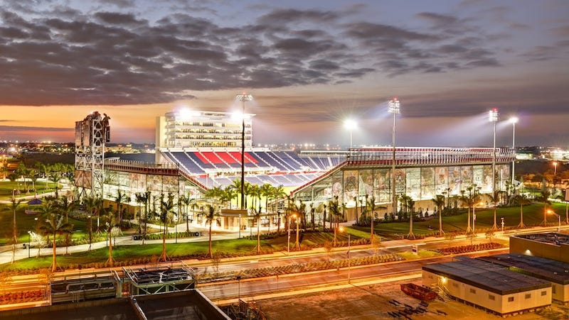 Florida Atlantic Football Joins The Prison-Industrial Complex