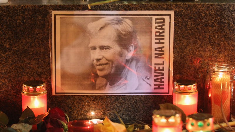The Endlessly Quotable Vaclav Havel, 1936-2011