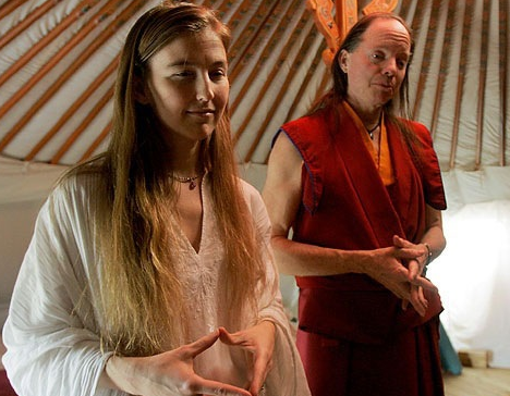"Sexless Monk Marriage Appears To Verge On Giving World The Next ""Virgin Birth"""