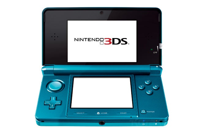 The 3DS' Hardware Design Is Now Final (Check Out Its Stylus)