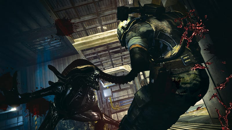 Lawsuit Claims Aliens: Colonial Marines Used False Advertising
